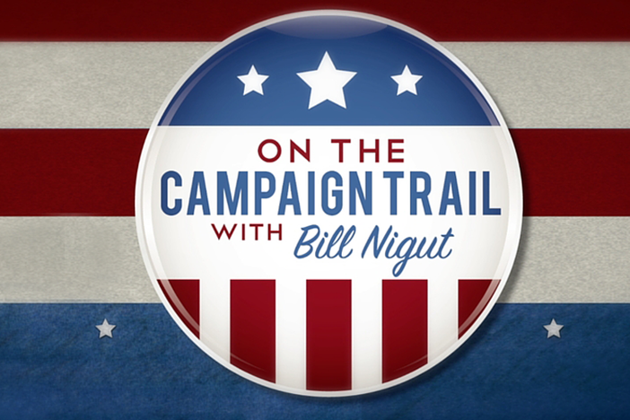On the Campaign Trail with Bill Nigut