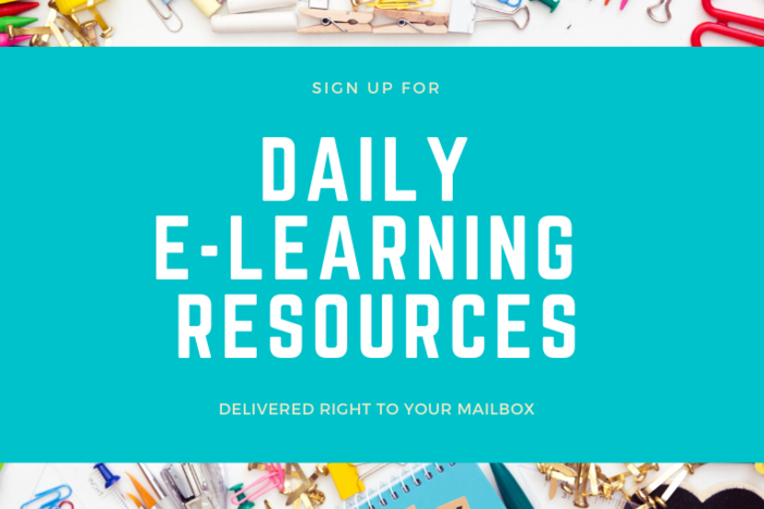 Daily E-Learning Resources