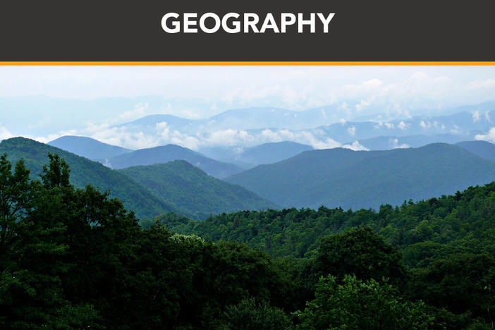 Georgia Stories Geography