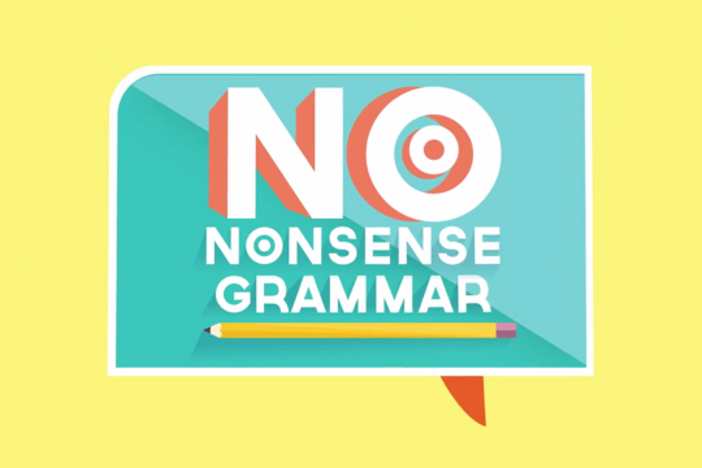 No Nonsense Grammar