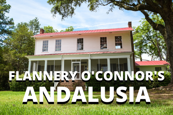 Flannery O'Connor's Andalusia