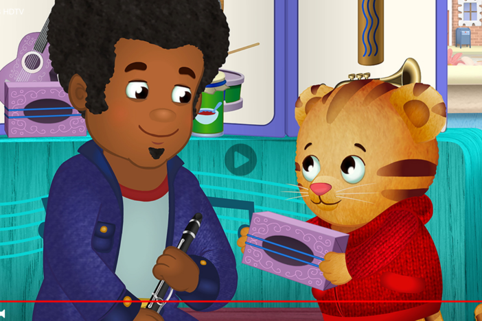 Daniel Tiger on GPB Kids