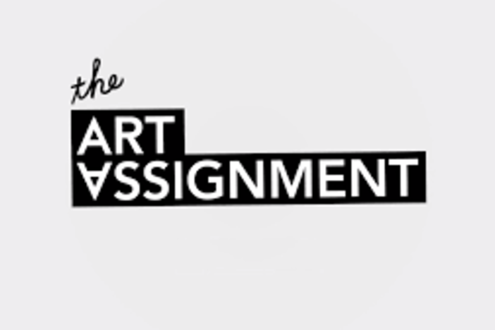 the Art Assignment collection logo