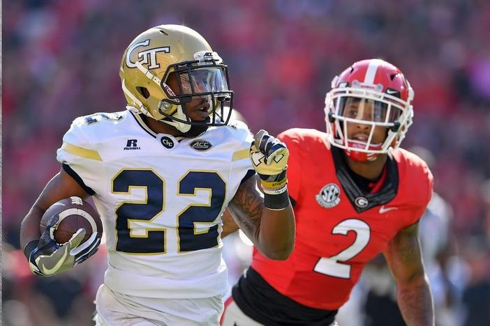 Under new rules passed by the Southeastern Conference,  the University of Georgia and Georgia Tech will not face off in their annual rivalry game for the first time since the 1930's.