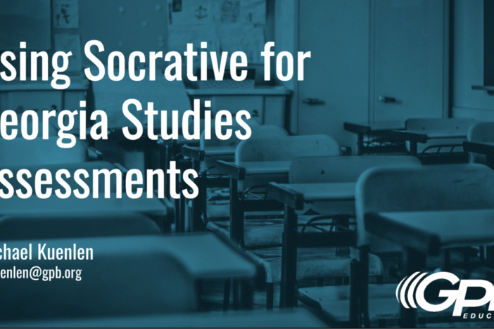 Georgia Studies Collection: Socrative Aligned Assessments