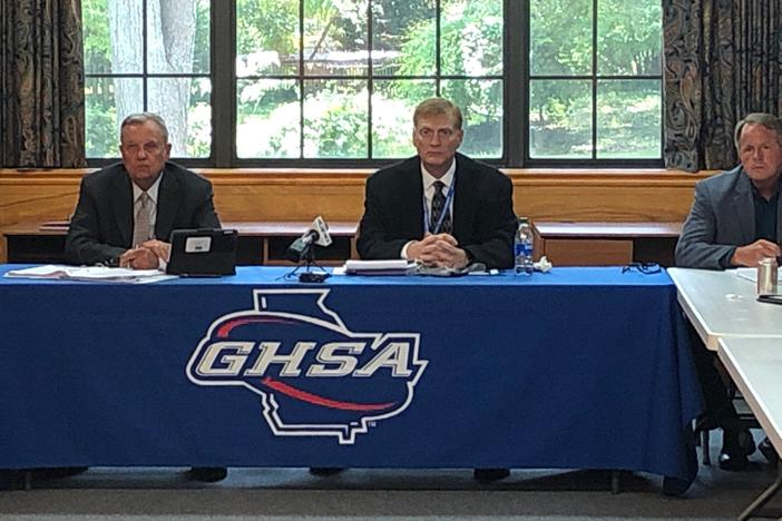 GHSA Board of Trustees meeting