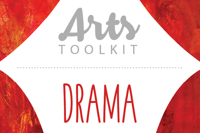 Drama Arts Toolkit collection logo