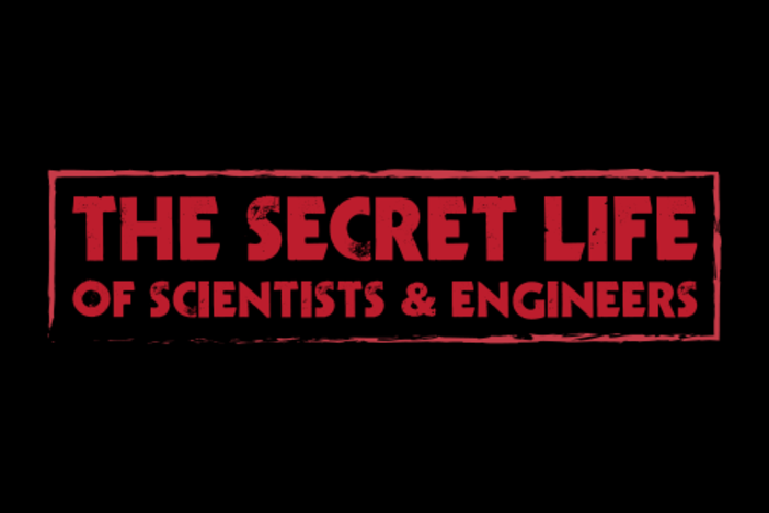 The Secret Life of Scientists & Engineers collection logo