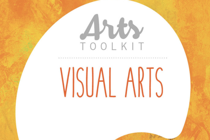 Visual Arts Toolkit collection logo