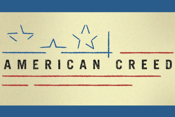American Creed collection logo