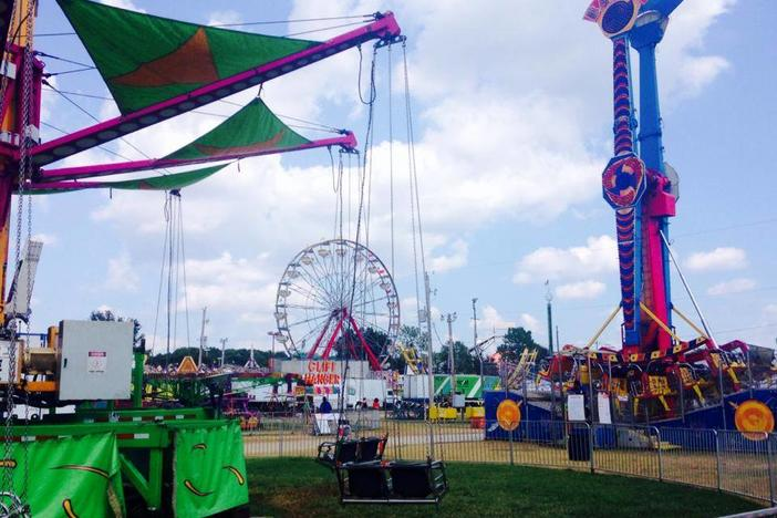 The 17th annual Georgia State Fair is set to run October 2 - 11.