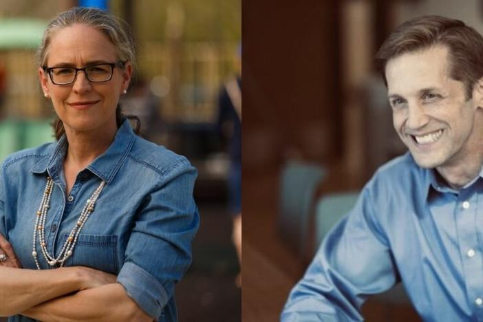 Carolyn Bourdeaux and Dr. Rich McCormick are vying for Georgia's 7th Congressional District seat in the Nov. 3 general election.
