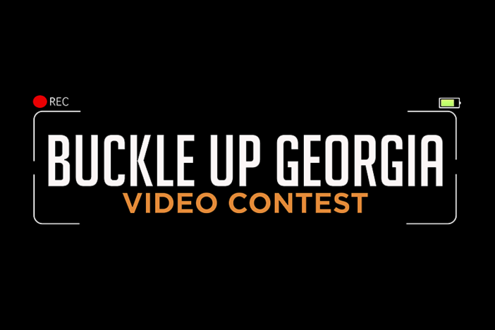 buckle up georgia banner