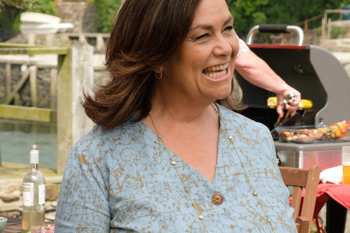 Dawn French as Maggie Cole