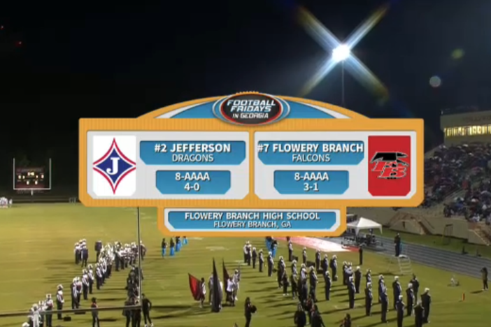Jefferson at Flowery Branch