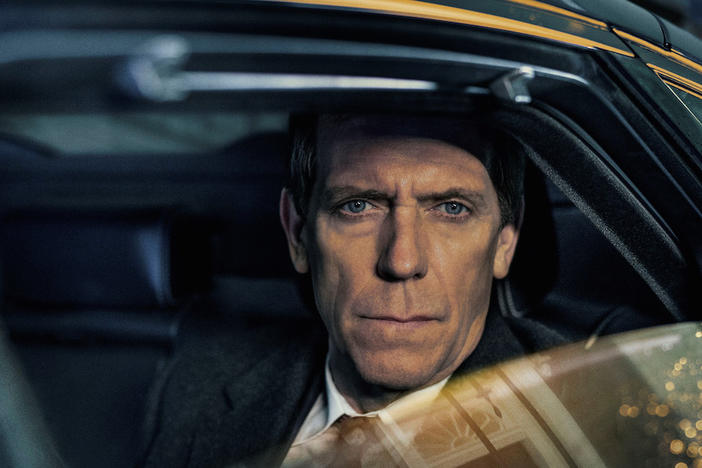 Hugh Laurie as Peter Laurence