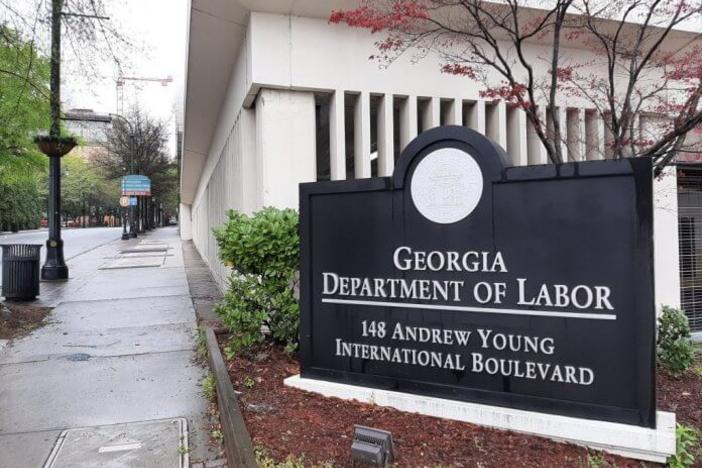 Georgia Department of Labor Atlanta office
