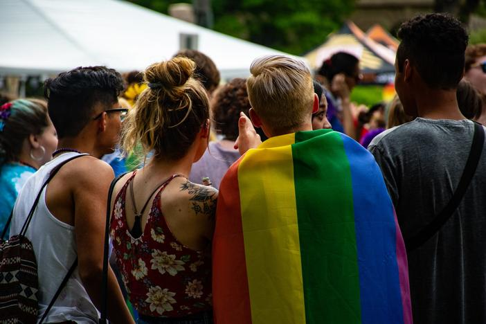 www.gpb.org: LGBTQ Youth Struggle With Mental Health Issues, Survey Finds
