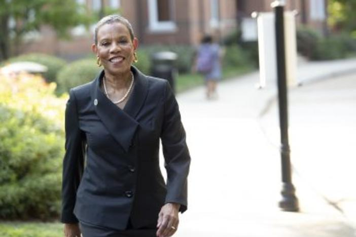 Spelman College President Mary Schmidt Campbell
