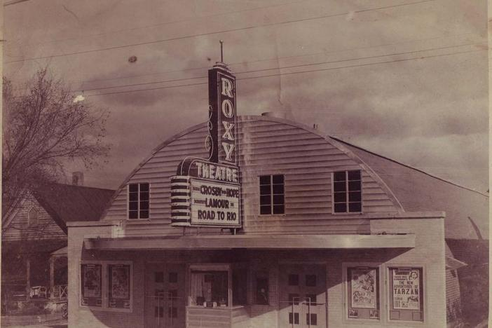 Roxy Theatre in Macon