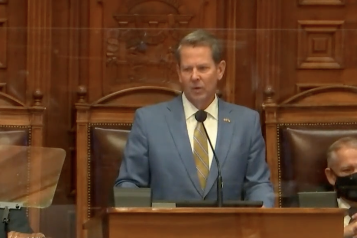 Governor Kemp State of the State Address
