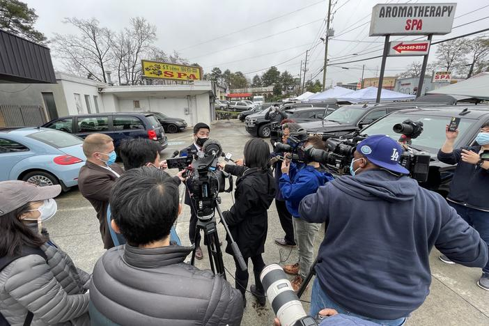 www.gpb.org: Georgia Today: Spa Shootings Hit Home For Asian American Reporter