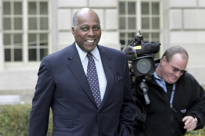 According to a statement from his daughter, Vernon Jordan, a civil rights activist and former adviser to President Bill Clinton, has died.