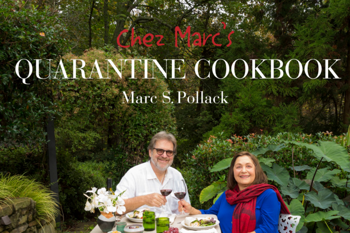 Chef Marc's 'Quarantine Cookbook'