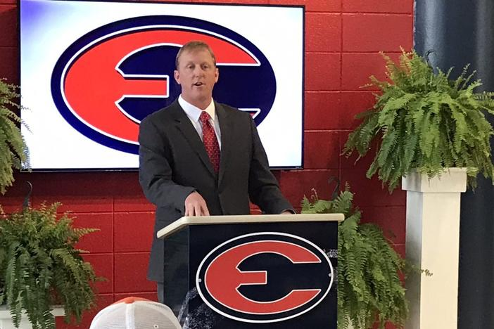 New Effingham County Coach John Ford