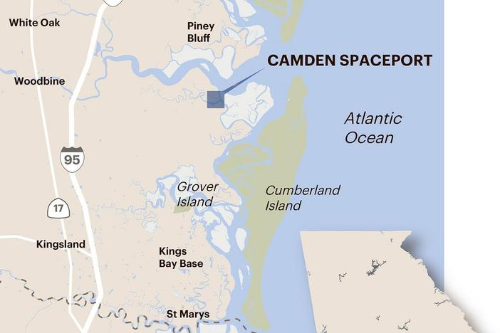 Decision Time Approaching For Spaceport Camden
