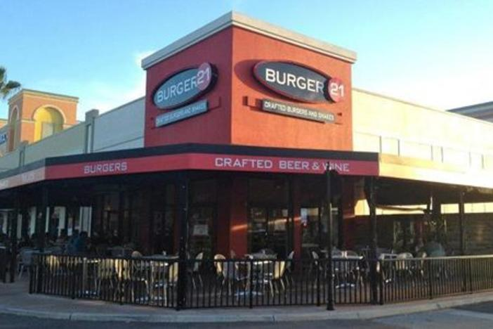 Burger 21 was founded by the owners of The Melting Pot Restaurants, Inc.