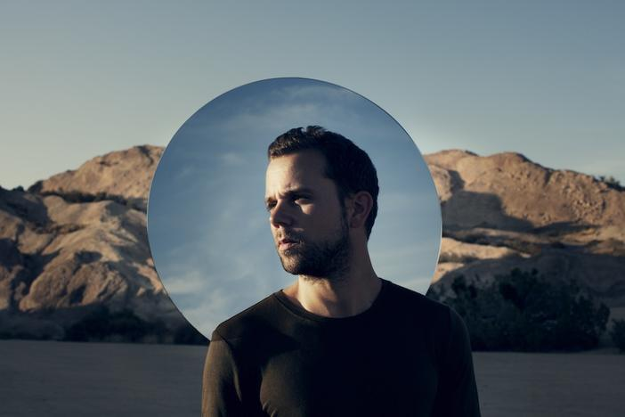 M83 will play Friday at the CounterPoint Music Festival (photo by Timothy Saccenti)