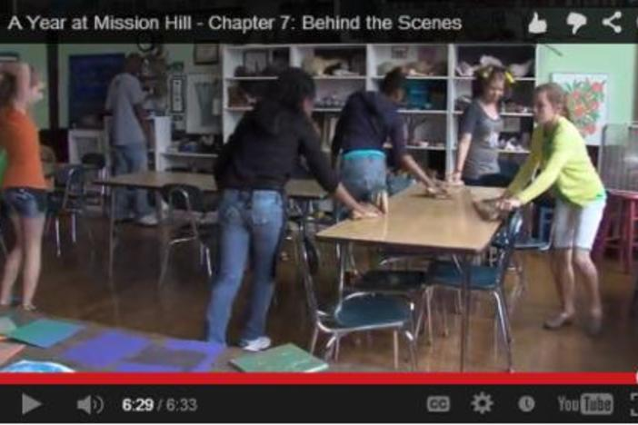 "A Year at Mission Hill - Chapter 7 ""Behind the Scenes"""