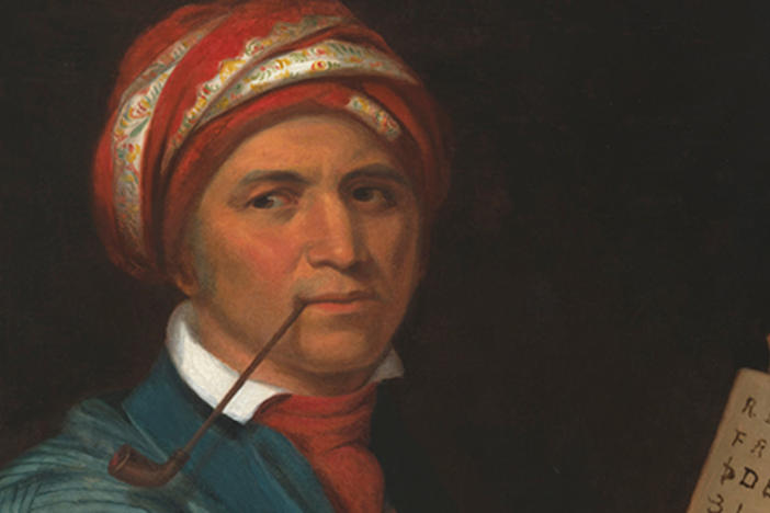 Sequoyah created a Cherokee syllabary, making reading and writing in Cherokee possible.