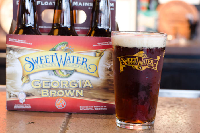 Sweetwater is ranked #19 Top U.S. Craft Brewing Company.