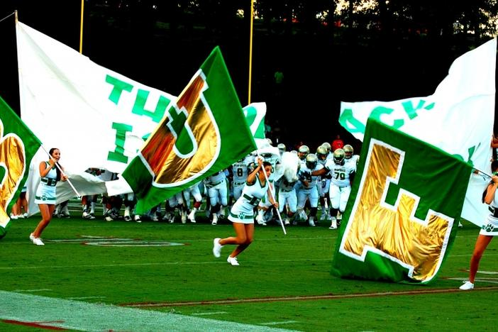 The undefeated Buford Wolves are glowing in pride, as they currently top every ranking poll in the state in Class AAA.