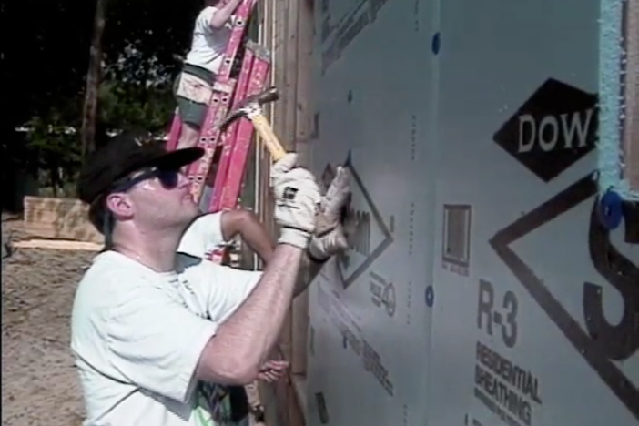 Habitat for Humanity is a non-profit organization and one of the largest homebuilders