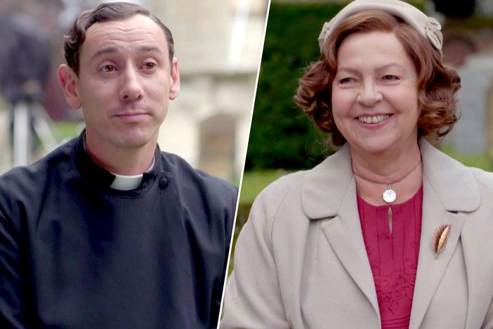 Who knows their co-star best, Tessa Peake-Jones or Al Weaver? Watch to find out!