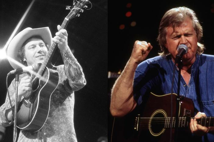 Enjoy a tribute to late Texas singer/songwriters Jerry Jeff Walker and Billy Joe Shaver.