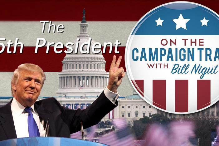 Learn about the inauguration and the transition of power from one president to another!