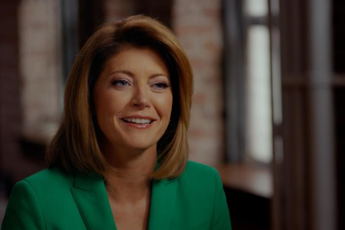 Norah O'Donnell learns that her grandfather lived under the radar in America for 16 year