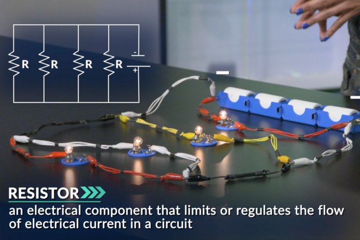 We define the properties of parallel and complex circuits.