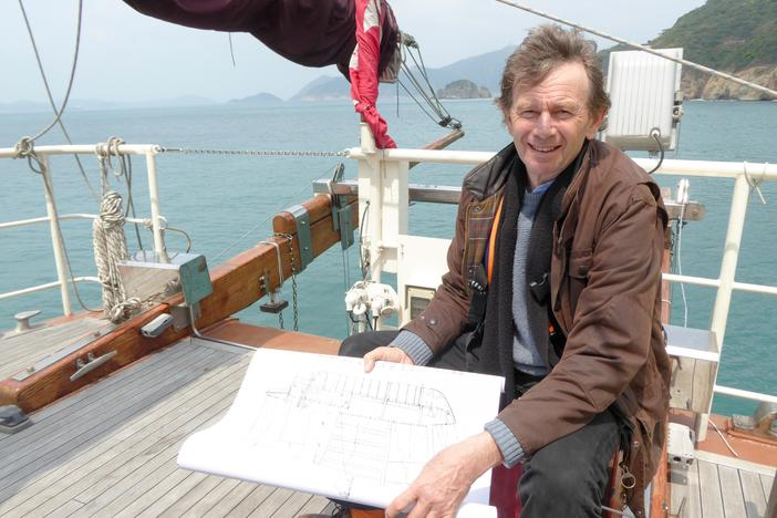 Michael Wood tells the tale of Admiral Zheng He's voyages before Columbus.