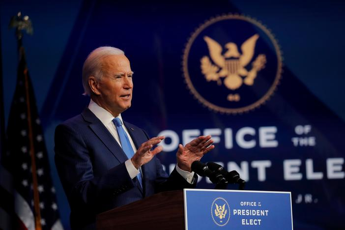 WATCH LIVE: Biden speaks after Electoral College certification results