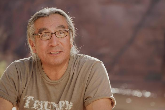 Zuni elder Jim Enote reflects on lessons learned from farming.