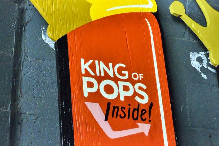 "The ""secret"" to what makes King of Pops' Pops so delicious..."