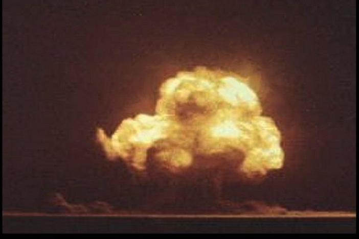 The term half-life is defined and used to explain processes such as radioactive dating.