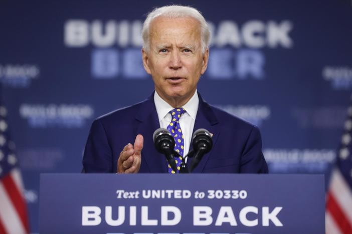 As convention approaches, who will join Biden on Democratic ticket?