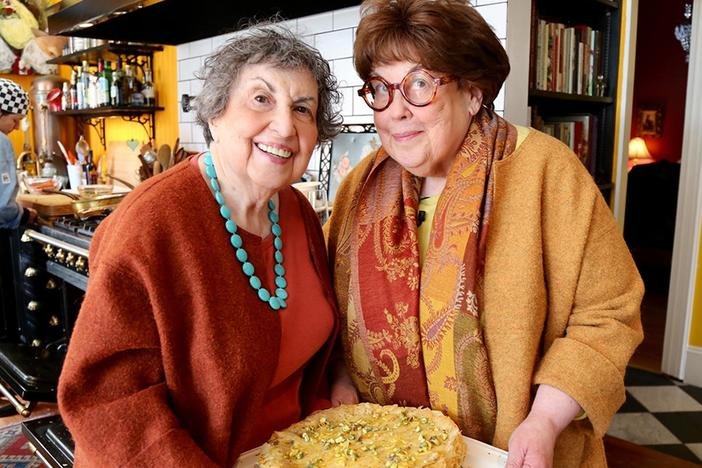 The Brass Sisters discover what a food incubator is.