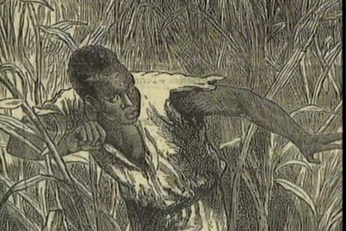 Some slaves made the dream of freedom a reality when they joined the Underground Railroad